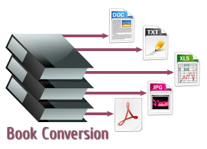 ebook conversion service
