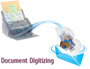 Data / Document Digitizing service